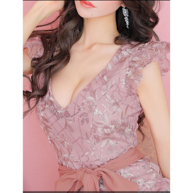 JEWELS(ジュエルズ)のしいあ`s様ご専用💕ミニドレス👗ペプラムミニドレス計2点 レディースのフォーマル/ドレス(ナイトドレス)の商品写真