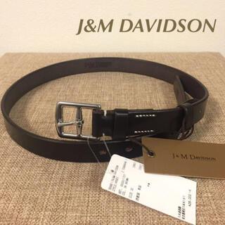 J&M DAVIDSON - J&M DAVIDSON  ベルト