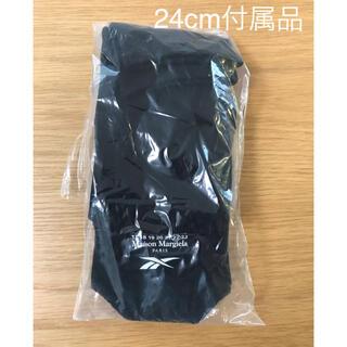 マルタンマルジェラ(Maison Martin Margiela)のマルジェラリーボック 足袋ソックス 24cm(ソックス)