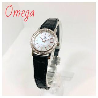 OMEGA - オメガ デビル プレステージ レディース腕時計 De Ville