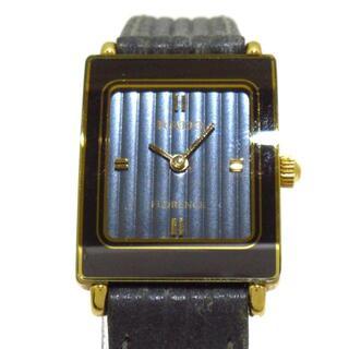 ラドー(RADO)のRADO(ラドー) - レディース 黒(腕時計)