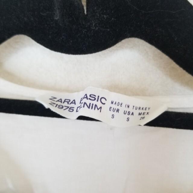 ZARA(ザラ)のZARA♡コットンブラウス♡sサイズ レディースのトップス(シャツ/ブラウス(長袖/七分))の商品写真