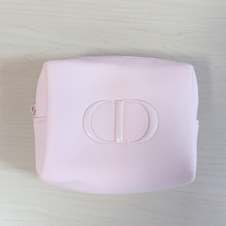 Christian Dior - Dior ディオール ノベルティ ポーチ ピンク