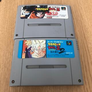 スーパーファミコン - スーパーファミコンソフト ドラゴンボール