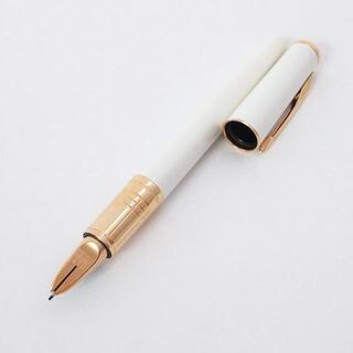パーカー(Parker)のパーカー - 白×ゴールド インクなし(ペン/マーカー)