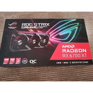 ASUS ROG-STRIX-RX6700XT-O12G-GAMING