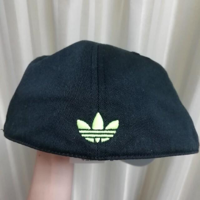 adidas(アディダス)のアディダス キャップ トレフォイル バイカラー  メンズの帽子(キャップ)の商品写真