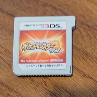 ニンテンドー3DS - 3DS    ポケモンモンスター  サン