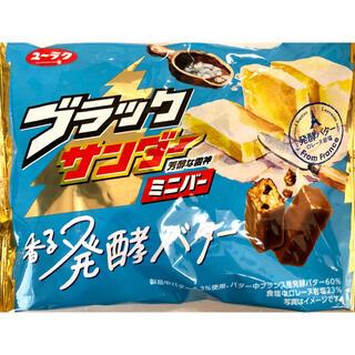 ブラックサンダー 発酵バター(菓子/デザート)