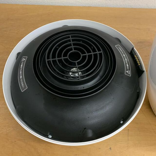 BALMUDA(バルミューダ)のバルミューダ 加湿器 気化式 BALMUDA Rain ERN-1100UA スマホ/家電/カメラの生活家電(加湿器/除湿機)の商品写真