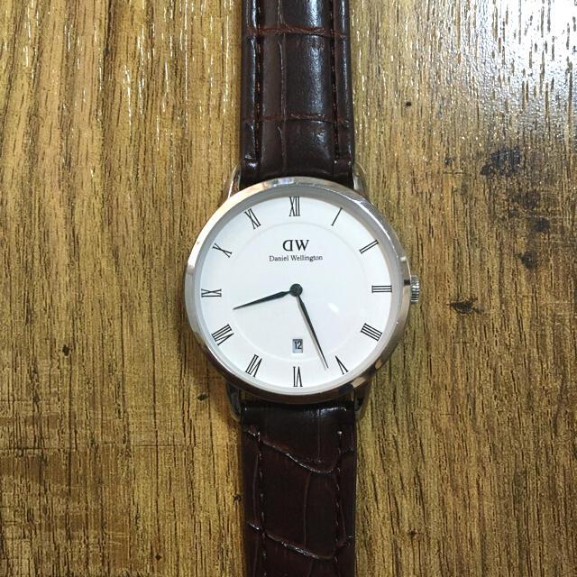 Daniel Wellington(ダニエルウェリントン)のDaniel Wellington メンズ レディース 腕時計 メンズの時計(腕時計(アナログ))の商品写真