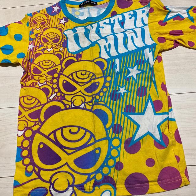 HYSTERIC MINI(ヒステリックミニ)の専用 キッズ/ベビー/マタニティのキッズ服女の子用(90cm~)(Tシャツ/カットソー)の商品写真