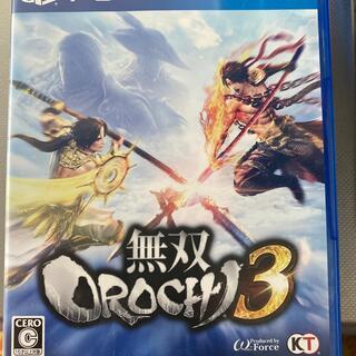 コーエーテクモゲームス(Koei Tecmo Games)の無双OROCHI3 PS4(家庭用ゲームソフト)