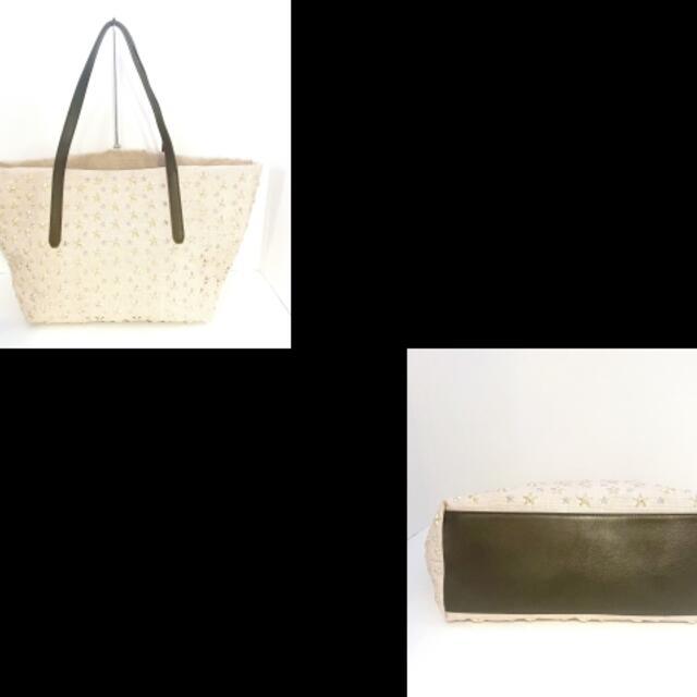 JIMMY CHOO(ジミーチュウ)のジミーチュウ レディース美品  ソフィア レディースのバッグ(トートバッグ)の商品写真