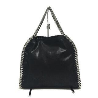 ステラマッカートニー(Stella McCartney)のステラマッカートニー美品  ファラベラ 黒(ハンドバッグ)