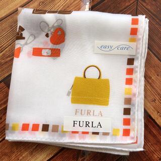 Furla - 新品 FURLA フルラ スカーフ ハンカチ