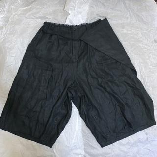 ヨウジヤマモト(Yohji Yamamoto)の新品 タグ付属 ヨウジヤマモト プールオム ワイド パンツ L XL(サルエルパンツ)