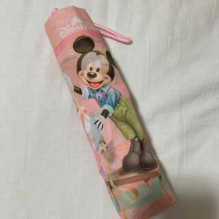 ディズニー(Disney)の香港ディズニーランド 折りたたみ傘(傘)