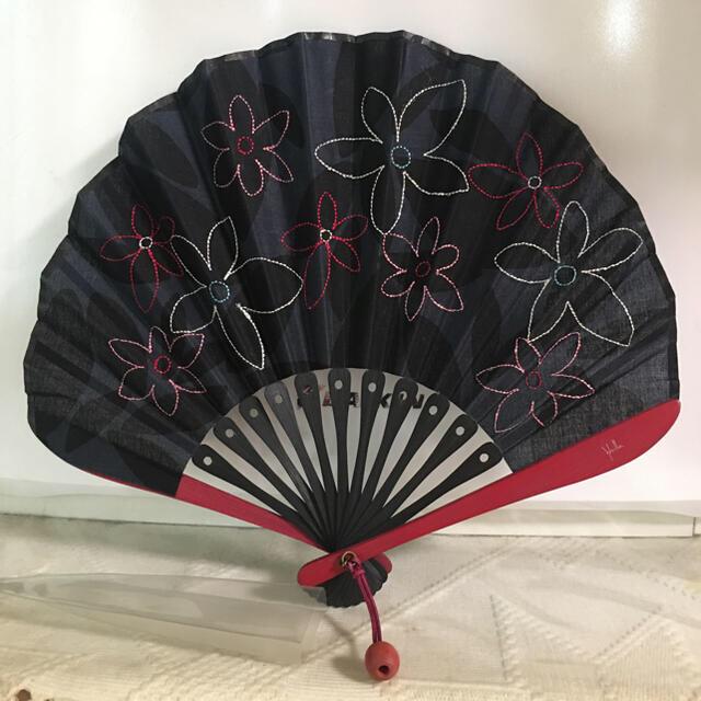 Sybilla(シビラ)のシビラ Sibilla  扇子  レディースのファッション小物(その他)の商品写真