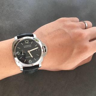 オフィチーネパネライ(OFFICINE PANERAI)のpanerai luminor marina 3days pam00312(腕時計(アナログ))