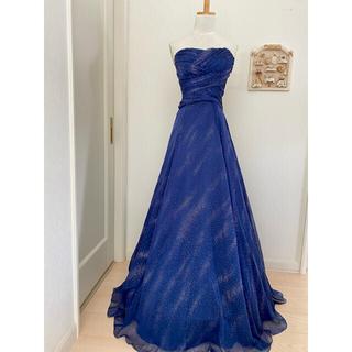 エメ(AIMER)のゆったり様専用 AIMER・フランス購入ドレス 2枚おまとめ♪ カラードレス(ロングドレス)