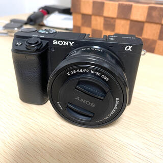 SONY - sony a6400 パワーズームレンズキット E PZ 16-50 ミラーレス