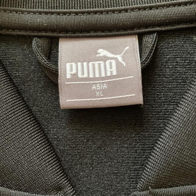 PUMA(プーマ)の値下げ PUMA レディースジャージ 上下セット スポーツ/アウトドアのランニング(ウェア)の商品写真
