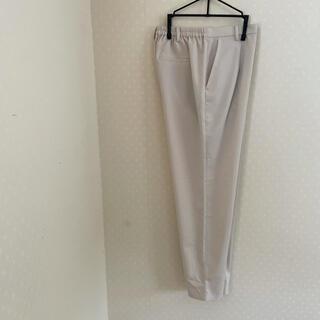 センスオブプレイスバイアーバンリサーチ(SENSE OF PLACE by URBAN RESEARCH)のoff-white pants.(カジュアルパンツ)