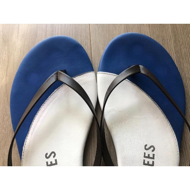 TKEES バイカラー ビーチサンダル  レディースの靴/シューズ(ビーチサンダル)の商品写真