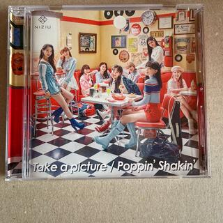 SONY - NiziU Take a picture Poppin'Shakin' 初回B盤