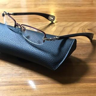 Chrome Hearts - クロムハーツ エボニーウッド製 ROCKS アイウェア サングラス メガネ