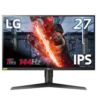 LG Electronics - 新品 LG 27型 27GL83A-B UltraGear #2032