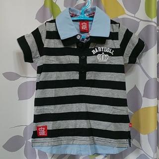 BABYDOLL - BABY DOLL 重ね着風Tシャツ 100