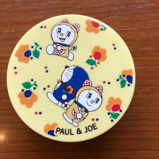 PAUL & JOE - 限定 ポール&ジョー ドラえもん ラトゥーエクラ プレストパウダー 001