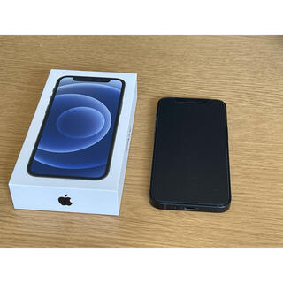 Apple - iPhone 12 mini 64GB ブラック simフリー 本体のみ