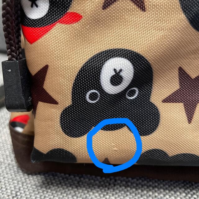 DOUBLE.B(ダブルビー)のダブルB リュック キッズ/ベビー/マタニティのこども用バッグ(リュックサック)の商品写真