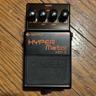 ボス(BOSS)のBOSS HYPER Metal HM-3/ボス ハイパーメタル (エフェクター)