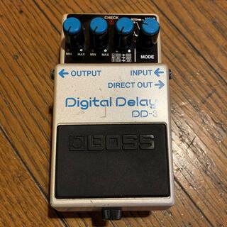 ボス(BOSS)のBOSS Digital Delay DD-3/ボス ディレイ 日本製(エフェクター)