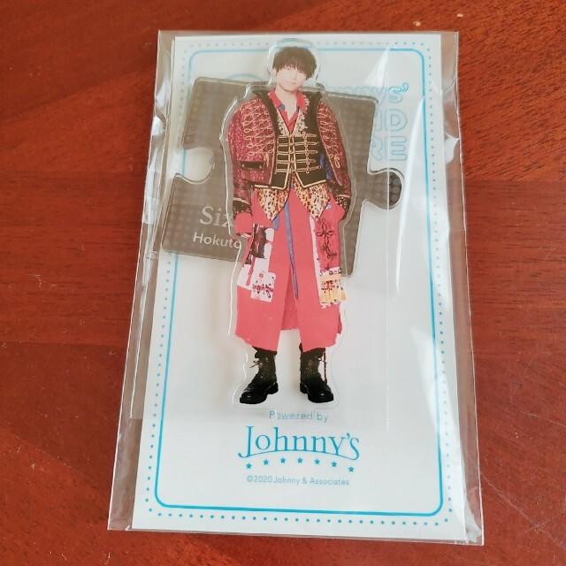 Johnny's(ジャニーズ)のSixTONES 松村北斗 アクリルスタンド  20年夏 アクスタ エンタメ/ホビーのタレントグッズ(アイドルグッズ)の商品写真