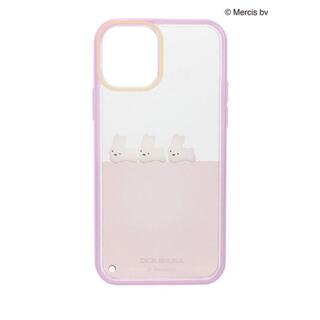 メリージェニー(merry jenny)のメリージェニー ミッフィー  iPhone12ケース(iPhoneケース)