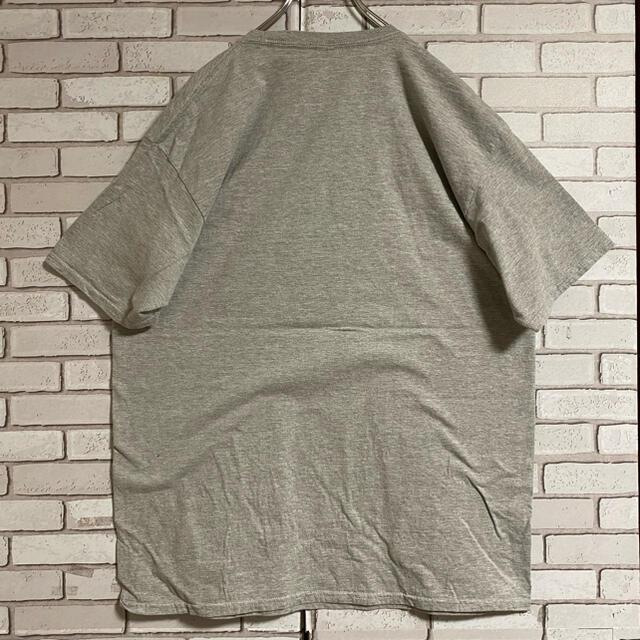 GILDAN(ギルタン)の90s 古着 ギルダン Tシャツ プリント ビッグシルエット ゆるだぼ メンズのトップス(Tシャツ/カットソー(半袖/袖なし))の商品写真