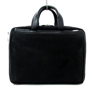 ゼロハリバートン(ZERO HALLIBURTON)のゼロハリバートン - 黒 本体ロックなし(ビジネスバッグ)