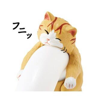 フェリシモ(FELISSIMO)の茶トラ 傘タグ 【フェリシモ猫部】(傘)