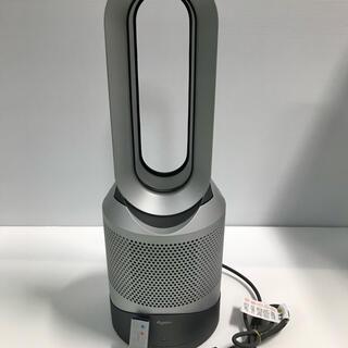 ダイソン(Dyson)のダイソン Pure Hot + Cool 空気清浄機能付ファンヒーター HP00(ファンヒーター)