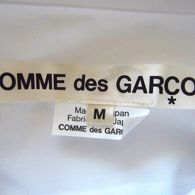 COMME des GARCONS(コムデギャルソン)の新品 2020SS コムデギャルソン コットン ブロード デザイン ブラウス レディースのトップス(シャツ/ブラウス(長袖/七分))の商品写真