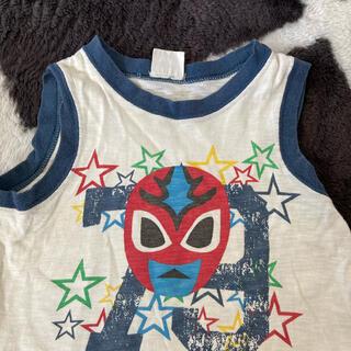キッズ(KIDS)のテイシャツ美品⭐️90センチ(Tシャツ/カットソー)