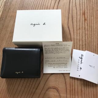 agnes b. - アニエス・ベー 三つ折り財布