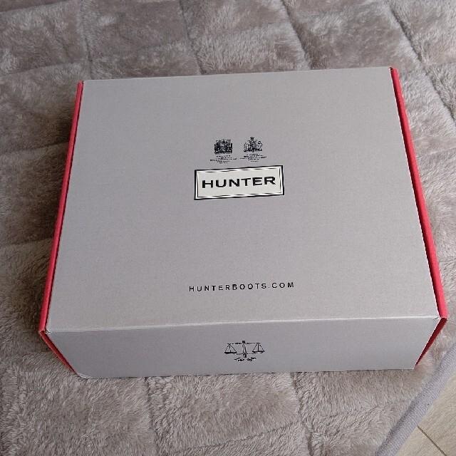 HUNTER(ハンター)の☆新品未使用☆24センチHUNTER レディースの靴/シューズ(レインブーツ/長靴)の商品写真
