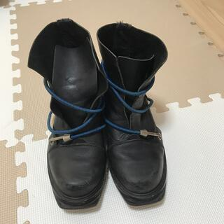 ダークビッケンバーグ(DIRK BIKKEMBERGS)のDIRKBIKKEMBERGSのワイヤーブーツ(ブーツ)