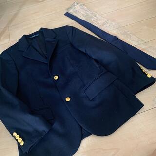 POLO RALPH LAUREN - ポロラルフローレン 制服 ブレザー ネクタイ 150cm コスプレ